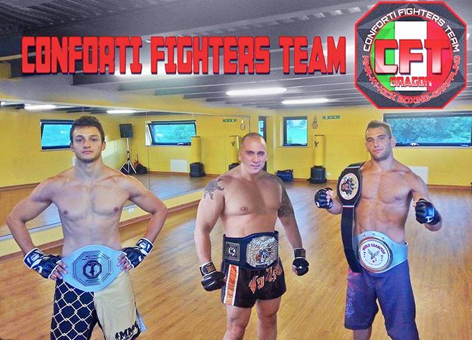 MMA-K1-KICK BOXING